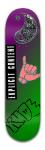 wtf Park Skateboard 8.5 x 32 1/8