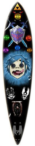 Zelda Collossus Surf Dart