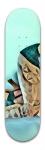 tat girl 1 Park Skateboard 8.5 x 32 1/8