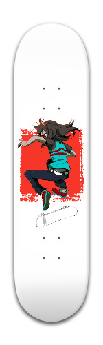 Latula Pyrope Park Skateboard 8 x 31 3/4