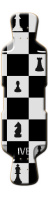 Chess Perfecto 39 Skateboard Deck