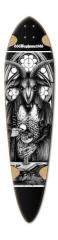 Baphoment 805 666 Dart Skateboard Deck v2