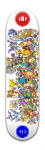 POKEMON Park Skateboard 8 x 31 3/4