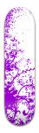 liv's floral design Park Skateboard 8.5 x 32 1/8