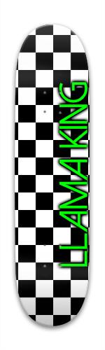 Llama King Park Skateboard 7.88 x 31.495