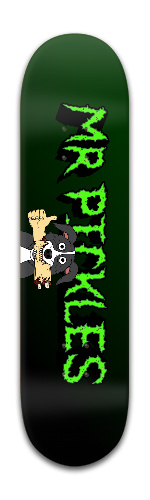 Mr Pickles Banger Park Skateboard 8 x 31 3/4