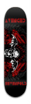 Seven-Fold Park Skateboard 8 x 31 3/4