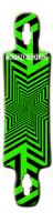 whatever Gnarliest 40 2015 Complete Longboard