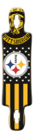 Steeler's flag and reaper Gnarliest 40 2015