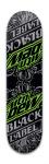 Mtn Dew Black Label Park Skateboard 8 x 31 3/4