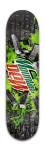 Brick wall Dew Park Skateboard 8 x 31 3/4