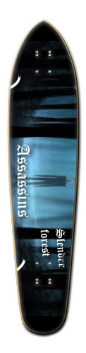 what's gonna happen Custom Riviera King of Kings III Longboard 9.25 x 40