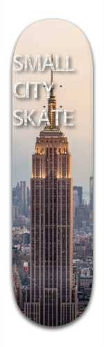 Empire State Banger Park Skateboard 8.5 x 32 1/8
