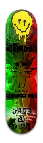 420 Board Banger Park Skateboard 8 x 31 3/4