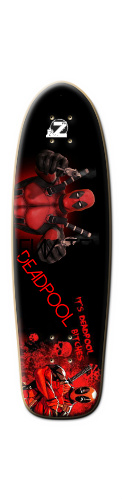 deadpool Rocksteady 2015 Complete