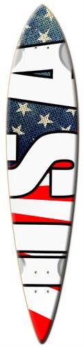 patriotic v.3.2 Surf Dart