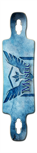 TeamMystic Gnarlier 38 Skateboard Deck v2