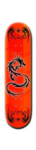 dragona Banger Park Skateboard 8 1/4  x 32