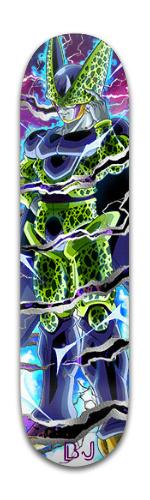 Perfection Banger Park Skateboard 8 x 31 3/4
