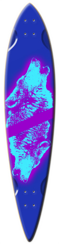 Two Wolves Surf Dart