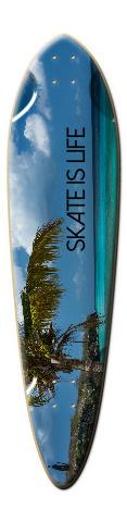 beastly Dart Skateboard Deck