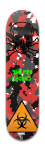 The Legendary Skateboard Park Skateboard 8 x 31 3/4