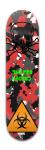 The Legendary Skateboard Park Skateboard 8 x 31 3/4
