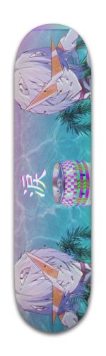 M E M E B O A R D Banger Park Skateboard 8 x 31 3/4