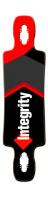 AWH Skateboard4 Gnarlier 38 Skateboard Deck v2