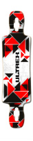 AWH Skateboard3 Gnarlier 38 Skateboard Deck v2