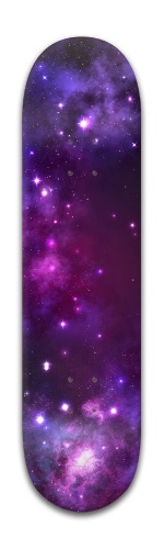 Galaxy Board Banger Park Skateboard 8 x 31 3/4