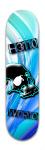 H3110 W0R1D Park Skateboard 8 x 31 3/4
