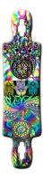 trippy hippie deck Gnarliest 40 2015