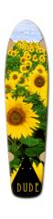 sunflower longboard Beebop v2