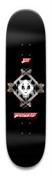 HSS Park Skateboard 8.5 x 32.463