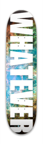 Whatever Space Nebula Park Skateboard 8 x 31.775
