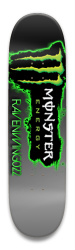monster energy Park Skateboard 8.5 x 32.463