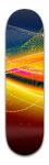 eskate Banger Park Skateboard 8.5 x 32 1/8