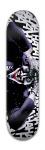 Killing Joke Banger Park Skateboard 7 7/8 x 31 5/8