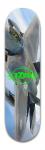 the jet Banger Park Skateboard 8.5 x 32 1/8