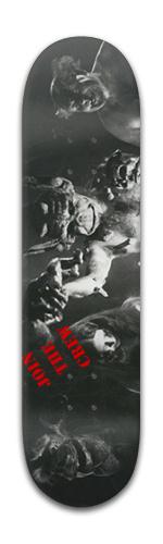 Join The Crew Banger Park Skateboard 8 x 31 3/4