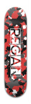 Regan Banger Park Skateboard 7 7/8 x 31 5/8