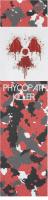 phycopath killer Custom longboard griptape