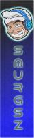 SmurgszX Custom skateboard griptape