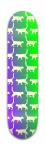 cat board Banger Park Complete Skateboard 7 3/8 x 31 1/8