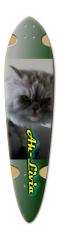Ah-Livia Dart Complete Skateboard Deck v2