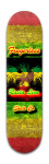 Rasta Lion Park Skateboard 8 x 31 3/4