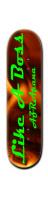 LikeABoss Park Skateboard 8 1/4  x 32