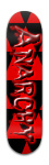 Anarchy sh*t Park Complete Skateboard 8 x 31 3/4