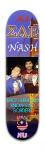 Nash's Birthday Park Skateboard 8 x 31 3/4